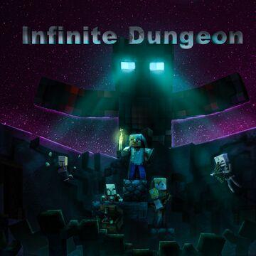 Infinite dungeon Minecraft Data Pack
