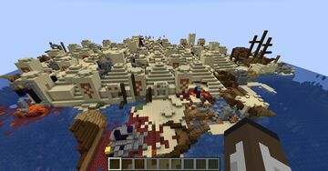 too many structures Minecraft Data Pack