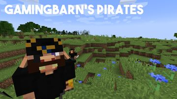 Gamingbarn's Pirates -Entry for Speed-Packing Contest- Minecraft Data Pack