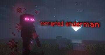 Corrupted Enderman - Minecraft Boss Add On Minecraft Data Pack