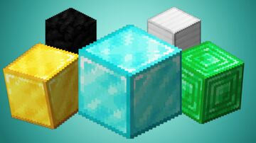 Cheaper Mineral Blocks By RalphOfficial! Minecraft Data Pack