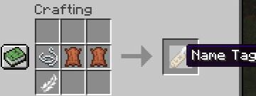 BetterSurvival (Name tags, saddles & more!) Minecraft Data Pack