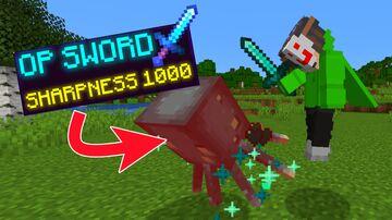 Minecraft, But Glowsquid Drop OP Loot! Minecraft Data Pack
