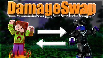 Damage Swap Minecraft Data Pack