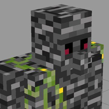 Bedrock Golem 1.16+ By SAMEER_99 [Optifine Required] Minecraft Data Pack