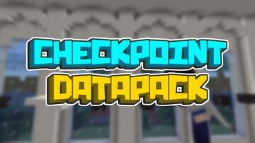 Checkpoint & Timer Datapack Minecraft Data Pack