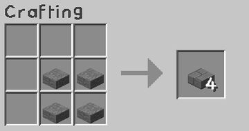 Better Crafting (Crafting, Stonecutter, Smelting) Minecraft Data Pack
