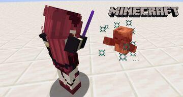 【Minecraft Custom Weapon Datapack】 BONK Stick Minecraft Data Pack