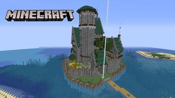 Craftable Castle Minecraft Data Pack