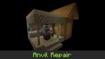 Anvil Repair Minecraft Data Pack