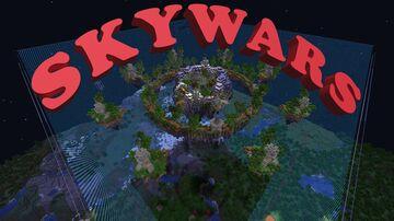 1.16 / 1.17 Skywars Minecraft Data Pack