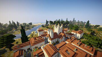 Maquis Shrubland Remastered Minecraft Data Pack