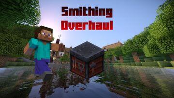 Smithing++ | 1.13 - 1.17 Minecraft Data Pack