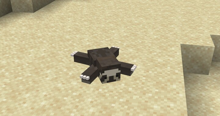 This datapack adds sloths into minecraft with only a datapack and resourcepack!