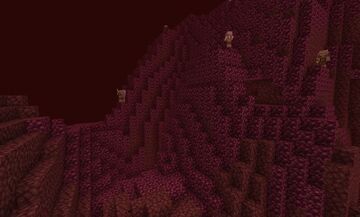 Realm of Shadow's Nether Minecraft Data Pack