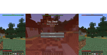 Minecraft,but Don't Stop Jumping Minecraft Data Pack