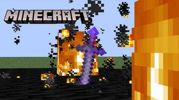 Meteorite Sword 1.17 Minecraft Data Pack