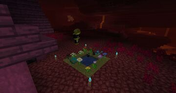 Place Water in The Nether Minecraft Data Pack