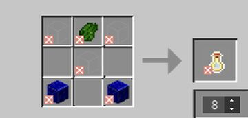 Craftable Experience Bottle Minecraft Data Pack