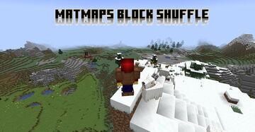 Matmaps Block Shuffle RELEASE 1.2 Minecraft Data Pack