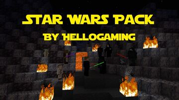 Star Wars Pack [v1.7] (MC-1.16+) Minecraft Data Pack