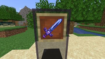 God Sword Minecraft Data Pack
