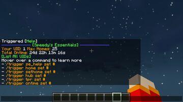 Speedy's Essentials Minecraft Data Pack