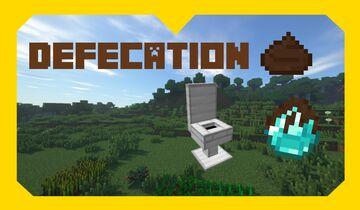 Defecation   Data Pack Minecraft Data Pack
