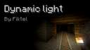 Dynamic light Minecraft Data Pack