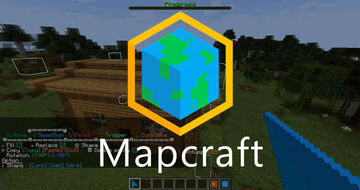 Mapcraft ~ Easily increases the possibilities of mapmakers (1.17+) Minecraft Data Pack