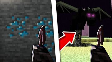 Digging Teleports You Minecraft Data Pack