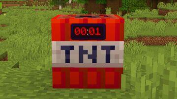 Better TNT v1.0 (set custom fuse times) Minecraft Data Pack