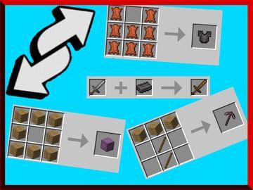 Minecraft BUT Progression is Reversed! Minecraft Data Pack