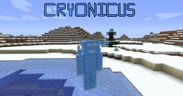 Cryonicus Bossfight Minecraft Data Pack