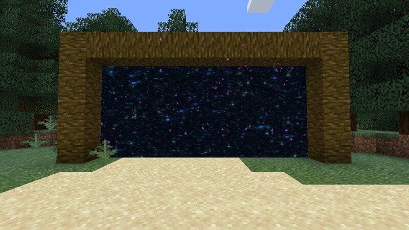 Void wall using end gateways