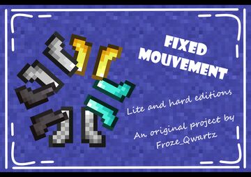 Froze's Fixed and Logic Movements [Path Maker] Minecraft Data Pack