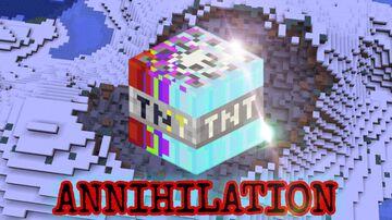 ANNIHILATION TNT Minecraft Data Pack