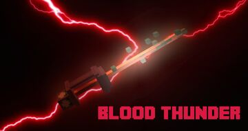 Blood Thunder - Quest for a Dark Power [6 New Items!] Minecraft Data Pack