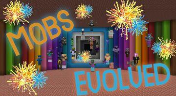 Mobs Evolved Minecraft Data Pack