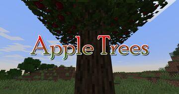 Apple Trees Minecraft Data Pack