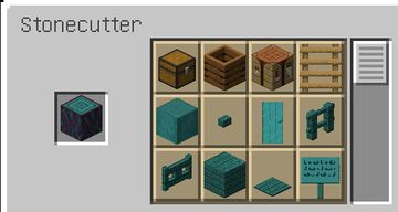 Cutting ALL, including Nether, Terrestria and Traverse wood v2.1 Minecraft Data Pack