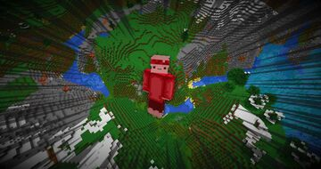 Minecraft but you randomly get POISONED Minecraft Data Pack