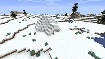 Better Igloos Minecraft Data Pack