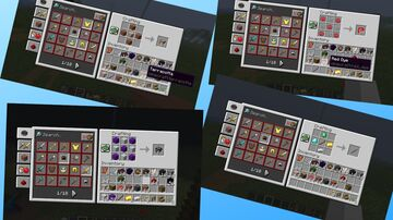uncraftable now craftable 0.2 Minecraft Data Pack