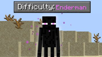 MInecraft But You Can Craft Enderman Powers Minecraft Data Pack