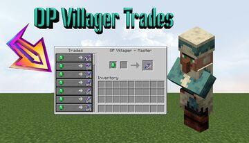 Op Villager By Shadowbrine15 Minecraft Data Pack