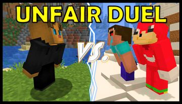 Ice Masters - UNFAIR DUELS Minecraft Data Pack