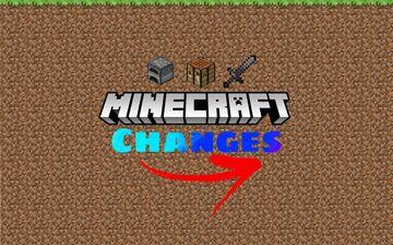 McChanges V1.5 (1.16.5) (Spawners Update) Minecraft Data Pack