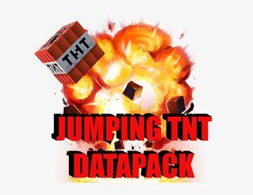 Jumping TNT Minecraft Data Pack