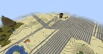 Auto Roads v0.1 Minecraft Data Pack